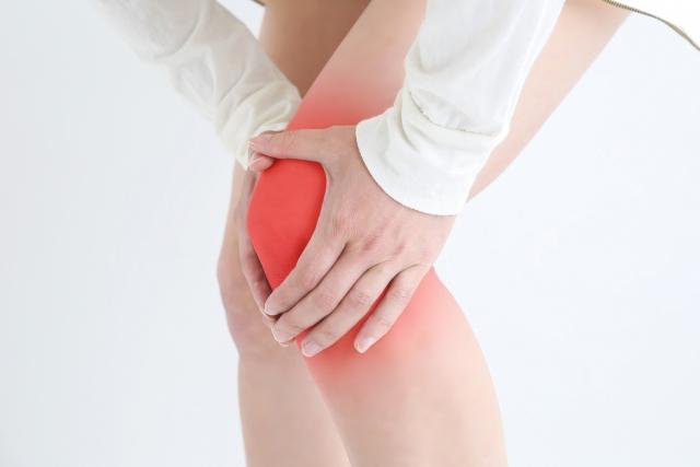 膝痛・変形性膝関節症のイメージ