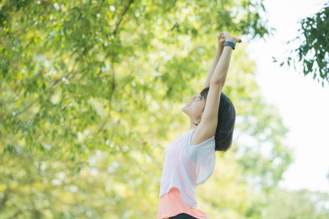 冷え性と運動の関係