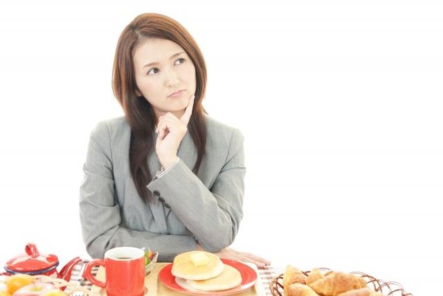全身型に冷え性 食欲不振の女性