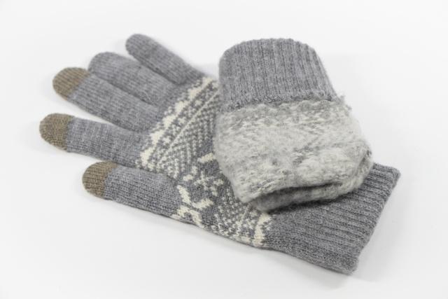 冷え性 手袋のイメージ