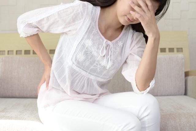 うつ病 体調を崩した女性